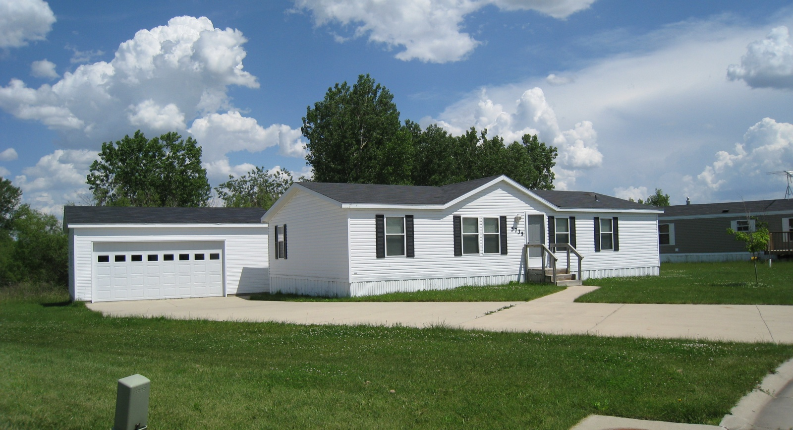 Mobile home for sale for Modular homes with garages